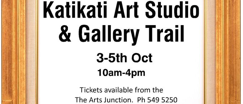 Katikati Art Studio and Gallery Trail
