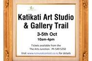 Image for event: Katikati Art Studio and Gallery Trail