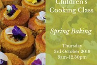 Children's Cooking Class - Spring Baking
