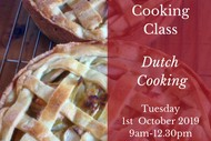 Children's Cooking Class - Dutch Cooking