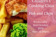 Children's Cooking Class - FishNChips