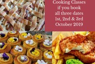 All Three Children's Cooking Classes October