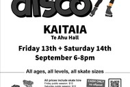 Image for event: Roller Disco Kataia