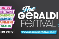 Image for event: The Geraldine Festival