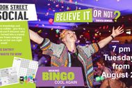Image for event: Trivia Bingo Night