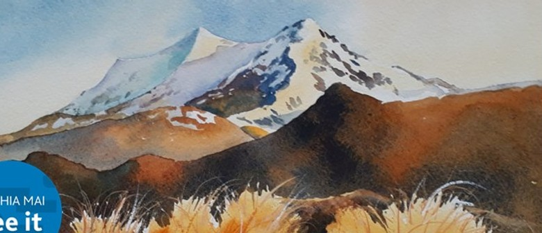Auckland Watercolour Society Merit Awards Evening
