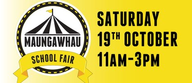 2019 Maungawhau School Fair