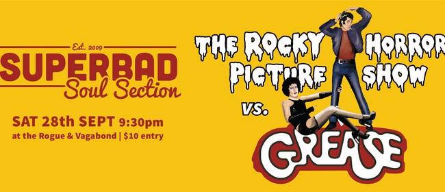 Superbad - Rocky Horror vs Grease
