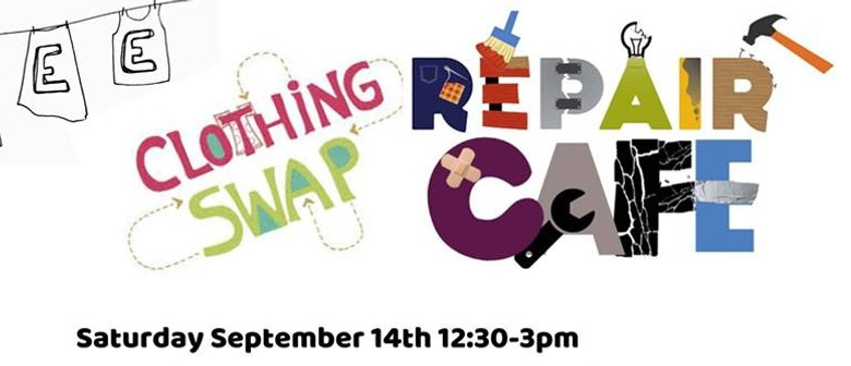 Bromley Repair Cafe and Clothing Swap