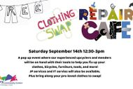 Image for event: Bromley Repair Cafe and Clothing Swap