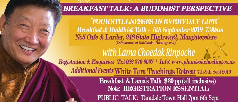 Buddhist Breakfast Talk