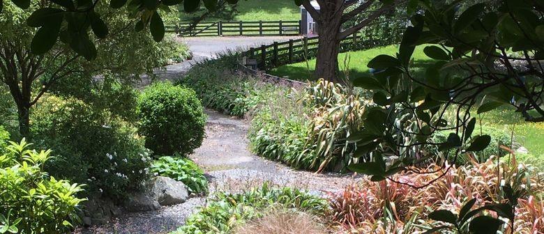 Arcadia Garden guided tour