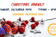 Image for event: Kapiti Indoor Market - Christmas 2019