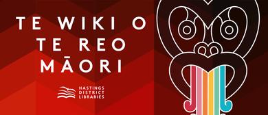 Te Wiki o te Reo Māori - Preschool Storytime