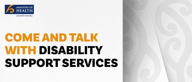 Disability Support Services Community Conversation