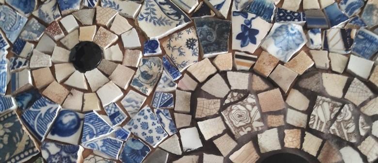 Create a Mosaic Art Masterpiece: Kiwiana