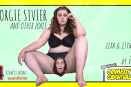 Image for event: Georgie Sivier (and Other Jokes)