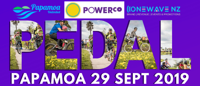 Powerco Pedal Papamoa 2019