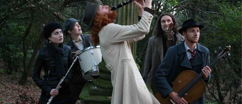 The Benka Boradovsky Bordello Band