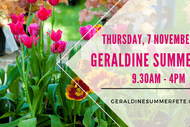 Image for event: Geraldine Summer Fete