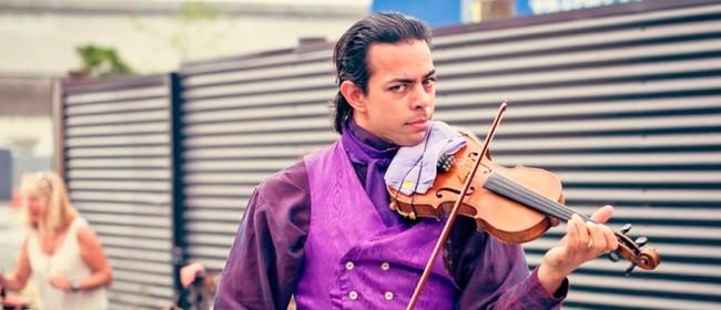 The Prince of Purple