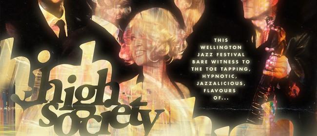High Society Trio Foxtail Cocktail Jazz