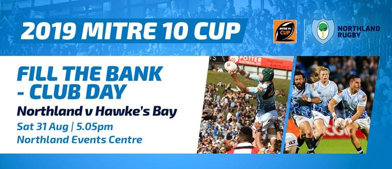 Mitre 10 Cup - Northland vs Hawke's Bay