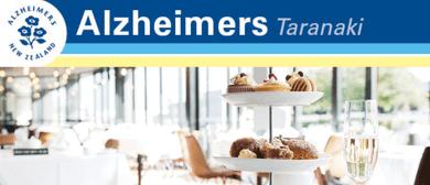 Alzheimers Taranaki Charity High Tea
