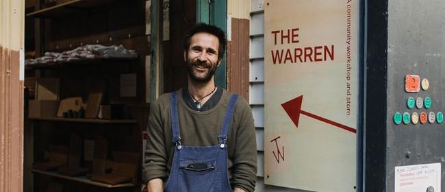 Woodwork workshop at The Warren