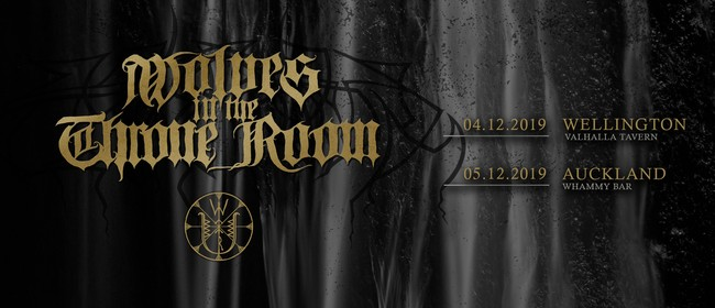 Wolves in the Throne Room - Auckland