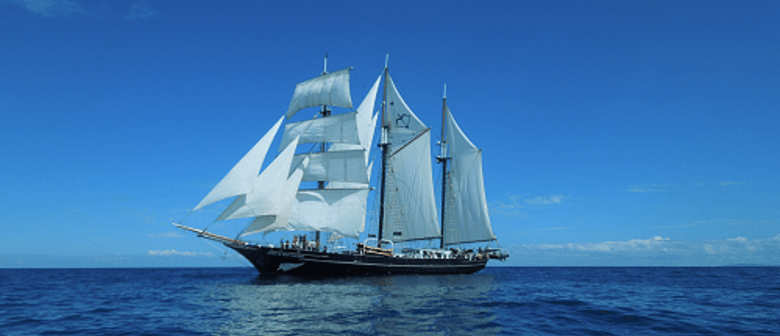 Morning Sail On the Spirit of New Zealand