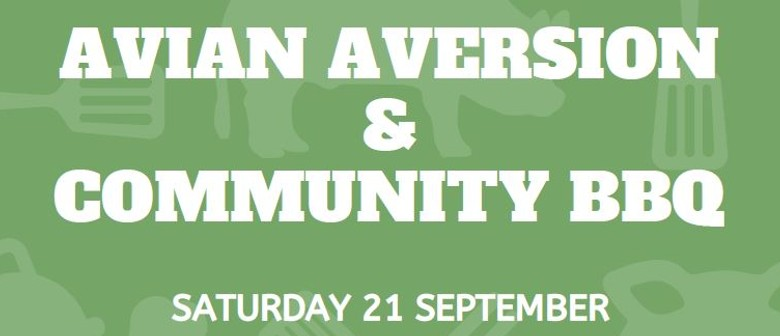 Avian Aversion Training and Community BBQ