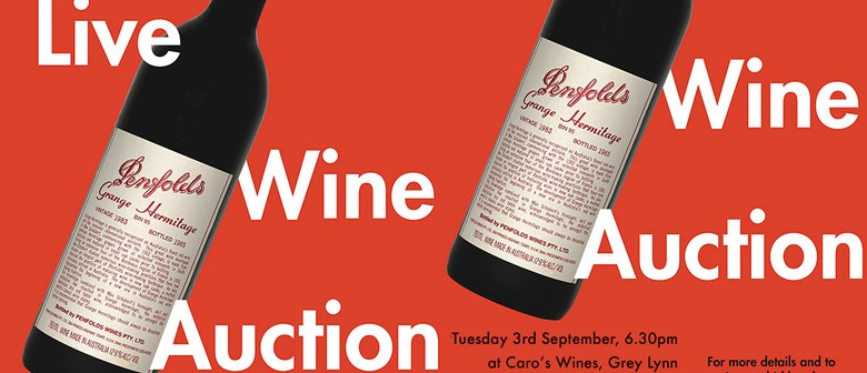 Heroes and Icons - Rare & Fine Wine Live Auction