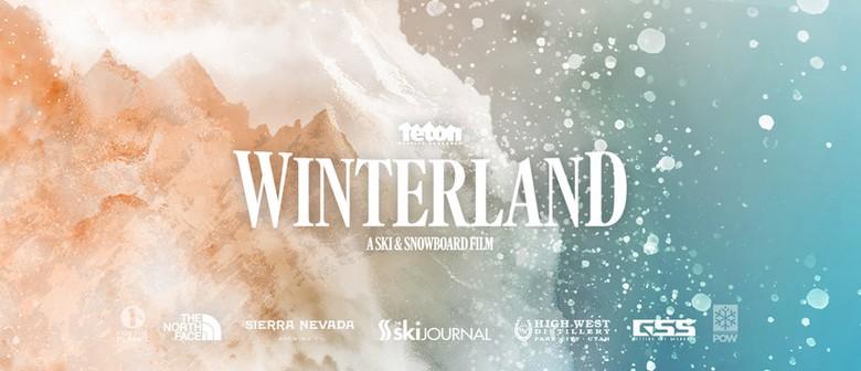 Teton Gravity Research: Winterland