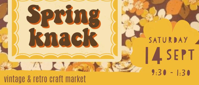 2019 Spring Knack: Vintage & Retro Craft Market
