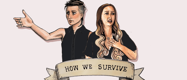 How We Survive: Writing Workshop Wellington