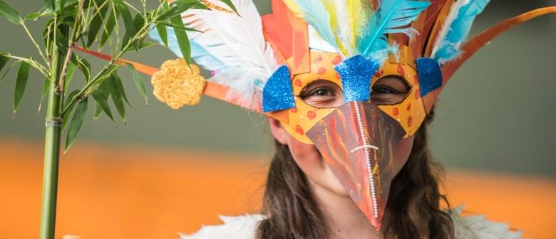 Mask Parade & Carnivale - Nelson Arts Festival