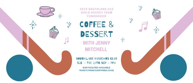 Coffee & Dessert w/ Jenny Mitchell