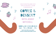 Image for event: Coffee & Dessert w/ Jenny Mitchell
