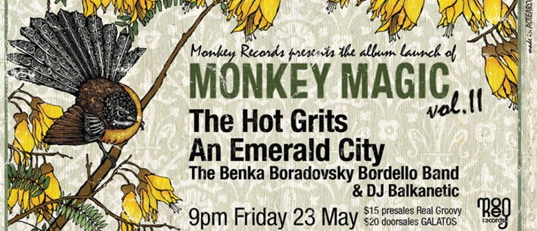 Monkey Magic II, The Hot Grits, An Emerald City