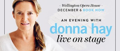 An Evening with Donna Hay