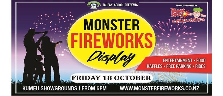 Monster Fireworks