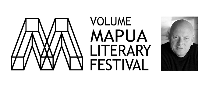 Volume Mapua Literary Festival: Lloyd Jones