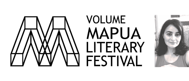 Volume Mapua Literary Festival: Ashleigh Young