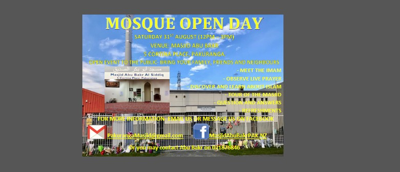 Mosque Open Day