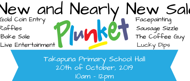 Plunket's New and Nearly New Sale