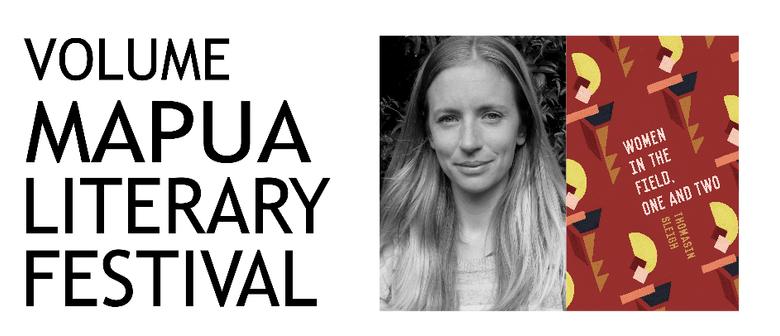 Volume Mapua Literary Festiva: Thomasin Sleigh