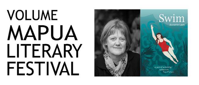 Volume Mapua Literary Festival: Annette Lees