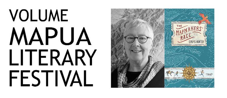 Volume Mapua Literary Festival: Eirlys Hunter
