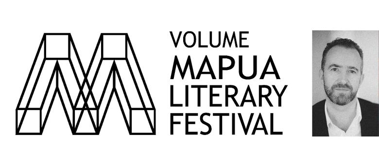 Volume Mapua Literary Festival: Carl Shuker